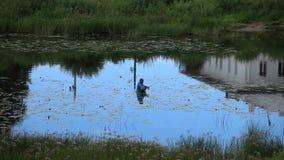 Pescador metrajes