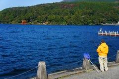 Pescador 2 fotos de archivo libres de regalías