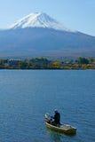 Pescador 4 imagen de archivo libre de regalías