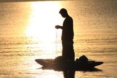 Pescador Fotos de archivo
