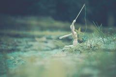 Pescador Imagens de Stock Royalty Free