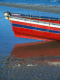 Pescador do barco Fotos de Stock Royalty Free