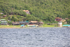 Pescador Village Fotografia de Stock Royalty Free