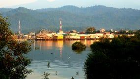 Pescador Village Imagens de Stock Royalty Free