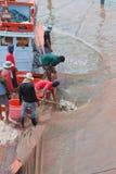 Pescadores fotos de stock royalty free