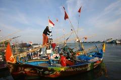 Pescadores imágenes de archivo libres de regalías