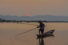 pescadores Imagens de Stock Royalty Free