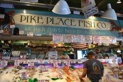Pescados Co del lugar de Pike Imágenes de archivo libres de regalías