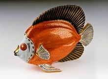Pescados de la porcelana Fotos de archivo