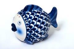 Pescados de la porcelana Imágenes de archivo libres de regalías