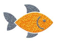 Pescados del caviar Foto de archivo