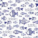 Pescados del fondo libre illustration