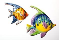 Pescados del juguete Foto de archivo
