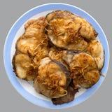 Pescados fritos 2 Foto de archivo libre de regalías