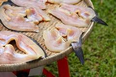 Pescados secados. Imagen de archivo