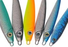 Pescando atrações Foto de Stock