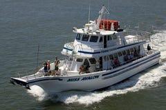Pescando giro - New Jersey Fotografia Stock