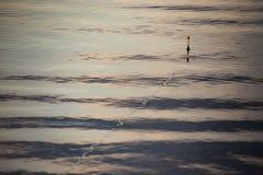 Pescando o flutuador Fotos de Stock