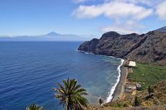 Pescante de Hermigua, La Gomera Island, Spain Royalty Free Stock Photo