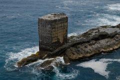 Pescante Hermigua obrazy royalty free