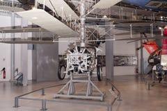 Pescara - experimental machine & x28;1925& x29; in the Museum of Astronaut Stock Photos