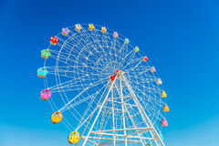 Pescara : Ferris Wheel Photos libres de droits