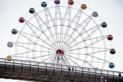 Pescara : Ferris Wheel Images libres de droits
