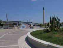 Pescara - Sea Bridge Stock Photos