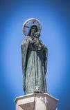 Pescara: Virgen Santa de los marineros Foto de archivo