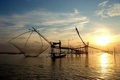 Pescatore Immagine Stock