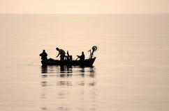 Pescatori Fotografie Stock