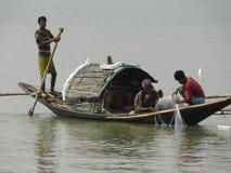 pescatori immagini stock