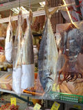 Pesce asciutto del Tai O Fotografie Stock
