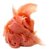 Pesce crudo affettato Fotografie Stock Libere da Diritti
