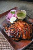 Pesce dei pesci castagna di Tandoori Fotografia Stock Libera da Diritti