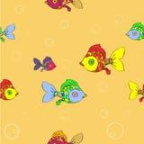 Pesce del fondo Fotografie Stock Libere da Diritti