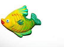 Pesce del giocattolo fotografia stock libera da diritti
