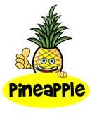 Pesce dell'ananas immagine stock libera da diritti