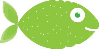 Pesce della calce Immagini Stock Libere da Diritti