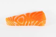 Pesce di color salmone Immagine Stock