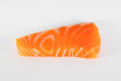 Pesce di color salmone Fotografie Stock