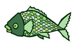 Pesce di mare illustrazione di stock