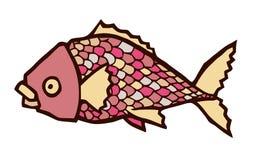 Pesce di mare illustrazione vettoriale