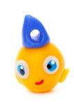 Pesce giallo Immagini Stock Libere da Diritti
