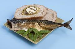 Pescetarian diet Stock Images