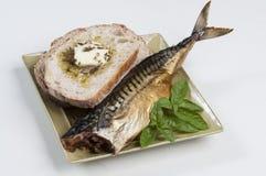 Pescetarian diet Stock Image