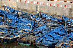Pescherecci Essaouira Fotografia Stock Libera da Diritti