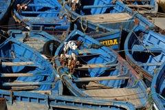 Pescherecci Essaouira Fotografie Stock