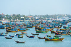 Pescherecci, Vietnam Fotografie Stock Libere da Diritti