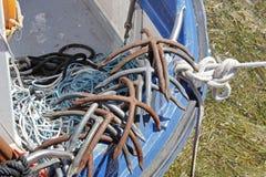 Peschereccio Fotografie Stock Libere da Diritti